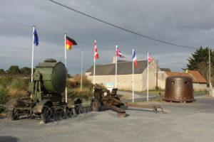 Bunkeranlagen Normandie Museum