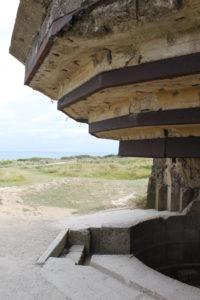 Bunkeranlagen Normandie Pointe du Hoc