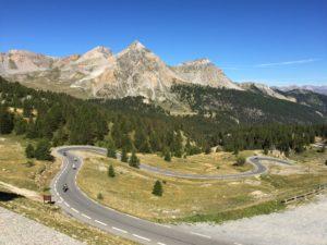 Französsiche Alpen Col d'Allos